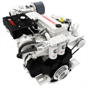 CUMMINS DIESEL ENGINE QSB6.7 355HP