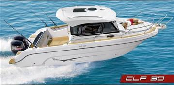 Ranieri CLF 30 Sport Fishing