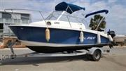 Trpphy 1952 Walkaround Boat for Sale